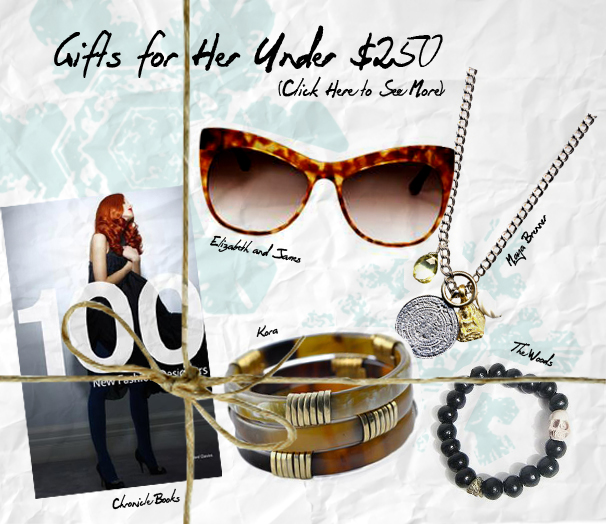 Gifts for her under $250