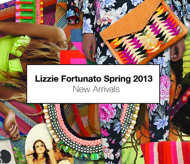 Lizzie Fortunato Spring 2013