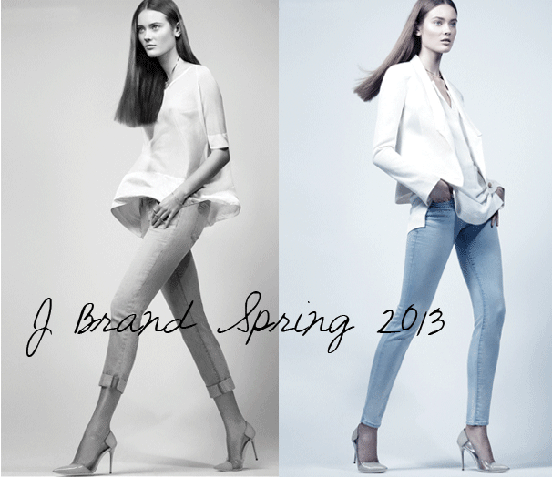 J Brand's Spring 2013 Has Arrived at Goldyn!