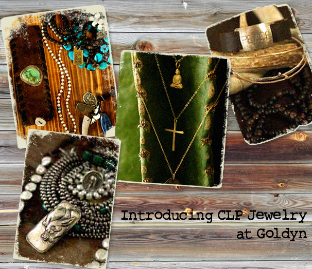 Introducing CLP Jewelry at Goldyn!