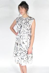 Dress: Silk, Rachel Comey, $506