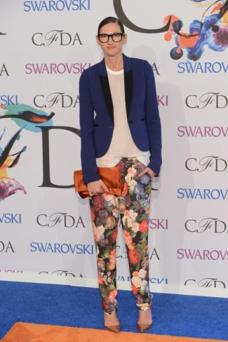 Jenna Lyons in Public School x J. Crew / Getty Images