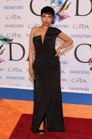Jennifer Hudson in KaufmanFranco / Getty Images