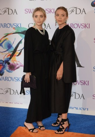 Mary-Kate & Ashley Olsen / Getty Images