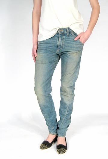 6397 Twisted Seam Jean