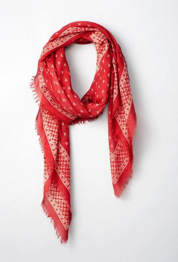 A Peace Treaty Shash Scarf / Originally $319, now $223.30