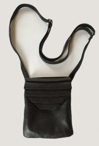 """Alea Trio"" bag, leather, $154"